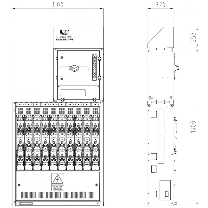 STS310-100-10-GP12-SI