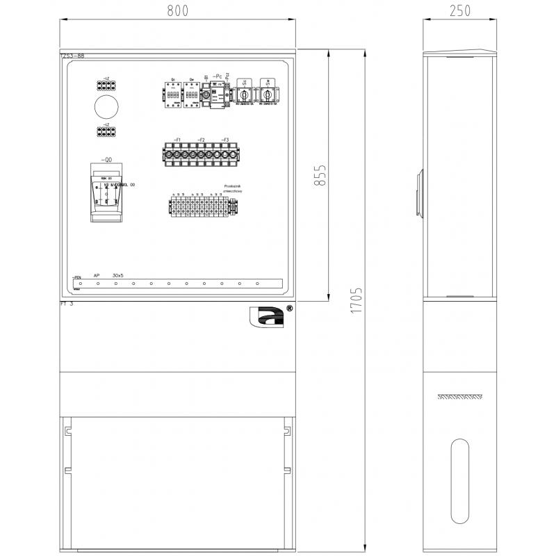 TOS33-38-RBK0-0-L3-CEM40-D0...