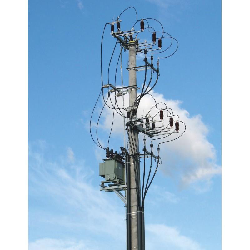 Stacje transformatorowe kablowe