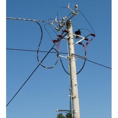 Stanowiska słupowe kablowe AXCES, EXCEL