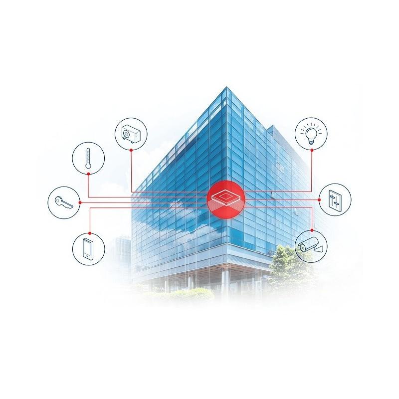 Rozdzielnice dla automatyki budynkowej